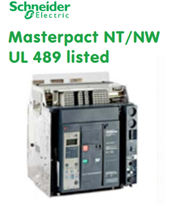 ACB MasterPact NW NT Schneider - Catalogue
