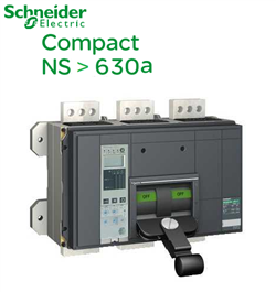 MCCB Compact NS Schneider - Catalogue